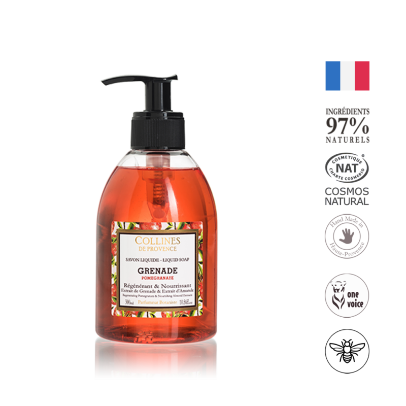 Folyékony szappan - Pomegranate