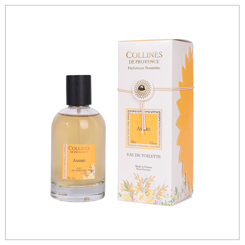 Parfüm EDT - Amber